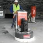 Concrete Grinder Floor