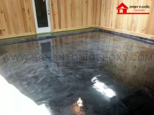 Metallic Epoxy Flooring San Antonio (3)