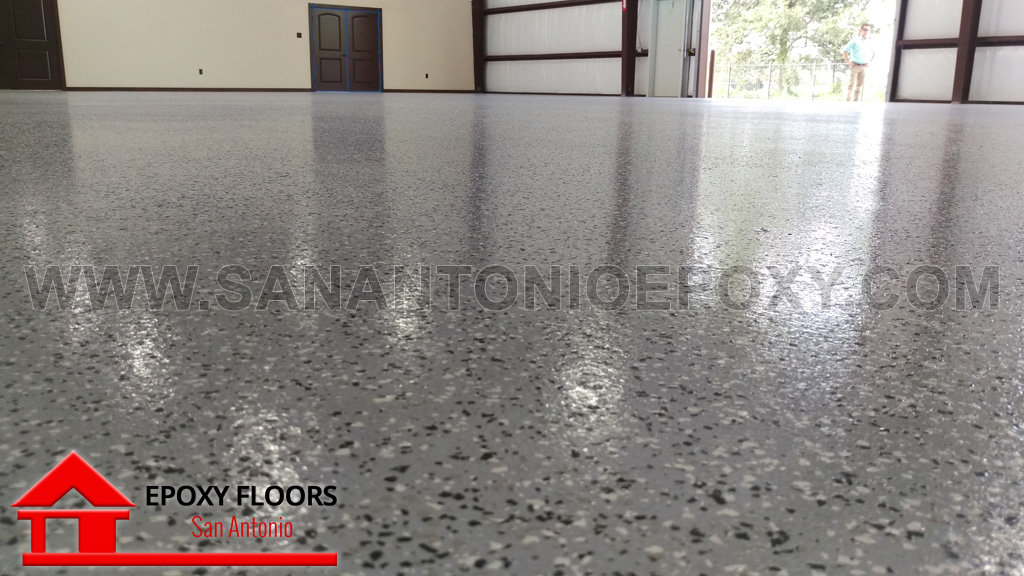 San Antonio Epoxy Floors